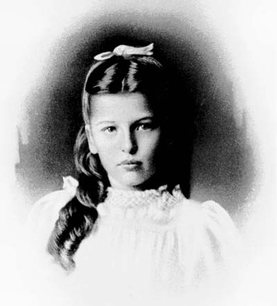 Pearl Sydenstricker as a Child
